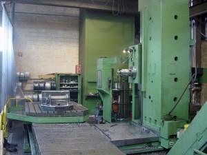 Tos Bohrwerk X3500 Y2000 Z1250mm