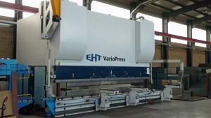 EHT Presse 1250 tonnen Länge 6000mm